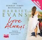 Love Always by Harriet Evans (CD-Audio, 2011)