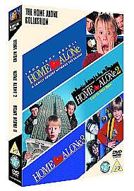 Home Alone Triple (Home Alone, Home Alone 2, Home Alone 3) [DVD], DVD | 50390360