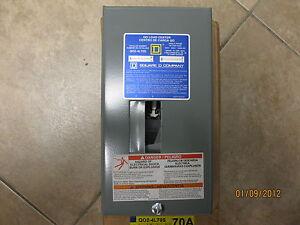 New-in-Box-Square-D-QO2-4L70S-70A-Load-Center-Q02-4L70S