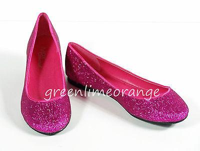 Women's Pretty Glitters Flat Ballet Shoes