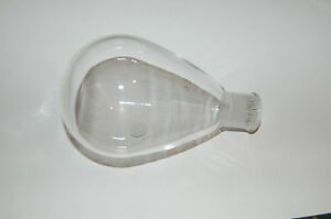 Labglass-Glass-Pear-RB-Round-Bottom-Boiling-Flask-19-22-200-ml-ground