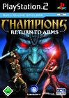 Champions - Return To Arms (Sony PlayStation 2, 2005, DVD-Box)