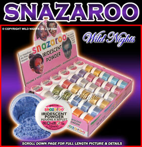 SNAZAROO-FACE-PAINT-IRIDESCENT-POWDER-12ML-TUB