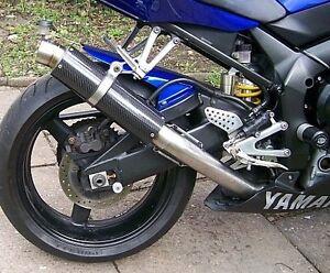 Yamaha Yzf R Exhaust Ebay