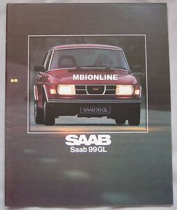 1979-SAAB-99GL-Brochure-Pub-No-207233