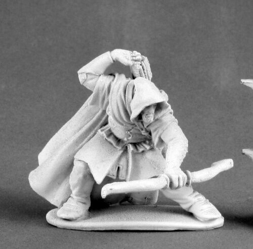 Mason Ranger Reaper Miniatures Dark Heaven Legends RPG Rogue Assassin Archer