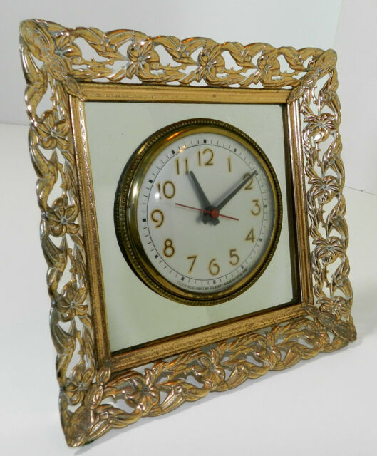Vintage Gilbert Electric Clock