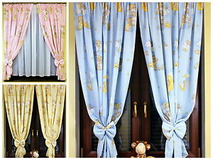Lovely-DECORATIVE-WINDOW-CURTAINS-FOR-BABY-ROOM-in-4-colours