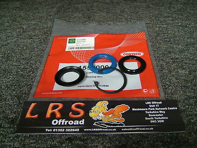 Land Rover Discovery Power Steering Box Seal Repair Kit STC2848