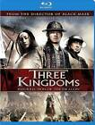 Three Kingdoms: Resurrection of the Dragon (Blu-ray Disc, 2011, Canadian)