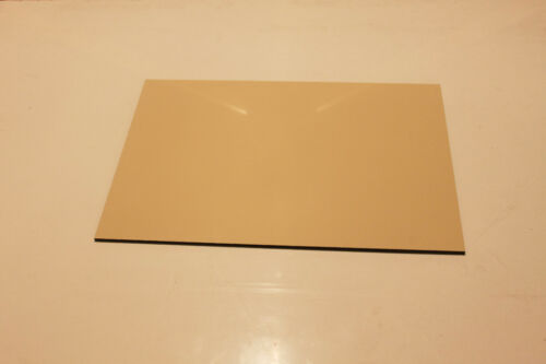 3mm ALUMINIUM COMPOSITE PANEL 420MM X 297MM X 1 PIECE A3 SIZE