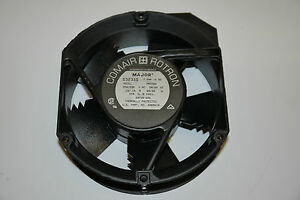 NEW-COMAIR-ROTRON-MAJOR-MR77B3-FAN-220-230-VAC-THERMALLY-PROTECTED