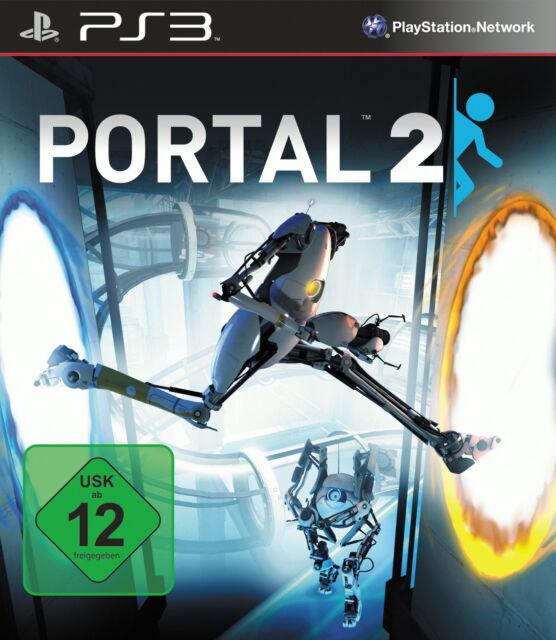 Portal 2 (Sony PlayStation 3, 2011)