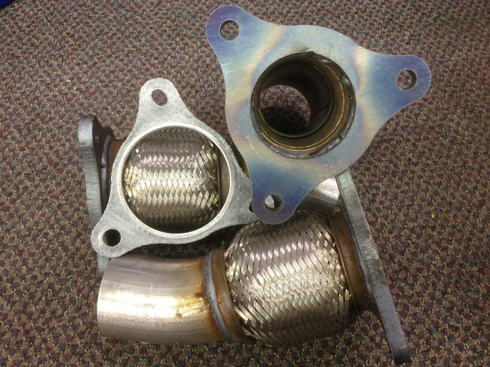 Exhaust Flange Repair Flex Pipe Replacement Chevy Cobalt Hhr Pontiac G5 Ion Vue Ebay