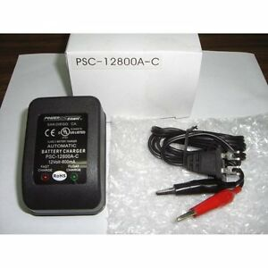 Power Sonic PSC-12800A-C New OEM Charger