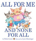 All for Me by Helen Lester (Hardback, 2012)