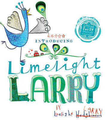 Limelight Larry-ExLibrary