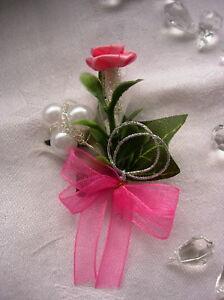 Elegante Hochzeitsanstecker Gasteanstecker Anstecker Hochzeit