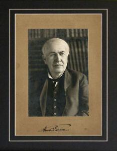Thomas-Edison-Light-Bulb-Inventor-Autographed-Portrait