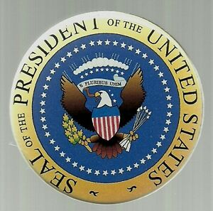 United-States-of-America-Presidential-Seal-Button-Pinback-2-1-4