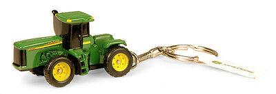 John Deere 4WD Tractor Key Chain - Ertl 15950