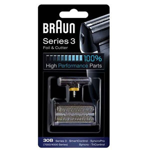 BRAUN-7000-4000-SERIES-3-30B-Replacement-FOIL-CUTTER-combi-PACK-syncro