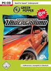 Need For Speed: Underground (PC, 2008, DVD-Box)