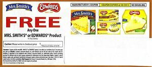 2-Coupons-FREE-Any-One-Edwards-Or-Mrs-Smiths-Product-expire-6-30-13
