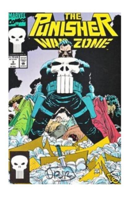 The Punisher: War Zone #3