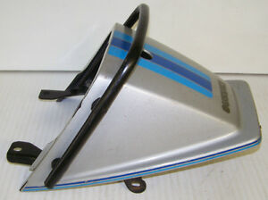 1980-1981-1982-SUZUKI-GS450-SEAT-TAIL-COVER-PILLION-RIDER-HANDLE-923