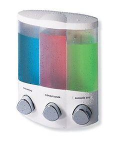 Aviva Soap Shampoo Conditioner Tub Bath Shower 3 Trio
