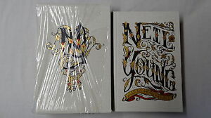 SIGNED-Neil-Young-Waging-Heavy-Peace-Signed-Book-Limited-Edition-Rare-Numbered