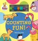 Baby Steps: Counting Fun by Katie Saunders (Mixed media product, 2013)