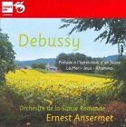 Claude Debussy - Debussy: La Mer; Prélude à l'Après-midi d'un Faune; Jeux, Etc. (2011)
