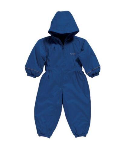 Regatta Kids Padded Waterproof Breathable Warm All In One Snow Rain Suit