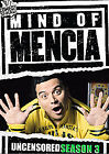 Mind of Mencia - Uncensored Season 3 (DVD, 2007, 2-Disc Set, Checkpoint)