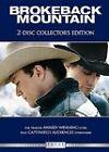 Brokeback Mountain (DVD, 2007, 2-Disc Set, Collectors Edition)