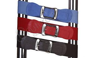 Clearance-Buckle-Elastic-Belt-Sequins-Waistband-Mix-Colour-Size-8-18-HQ-FP29