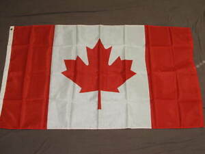 Nylon-Canada-Flag-3x5-feet-Canadian-national-banner-new