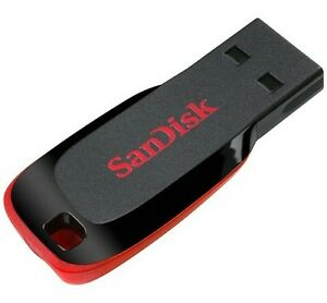 SANDISK-32GB-CRUZER-BLADE-USB-MEMORY-STICK-DRIVE-PEN-UK