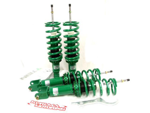 TEIN STREET ADVANCE ADJUSTABLE COILOVERS 87-92 SUPRA MA70 (MADE IN JAPAN)
