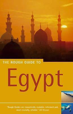 Excellent, The Rough Guide to Egypt (Rough Guide Travel Guides), Richardson, Dan