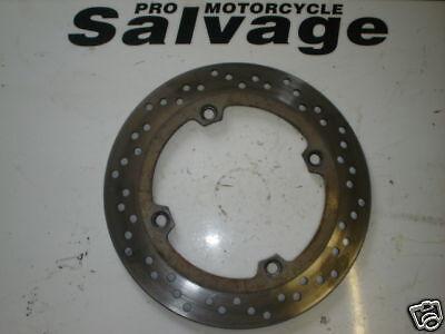 SUZUKI DL 650 V STROM 2004 - 2010:BRAKE DISC - REAR:USED MOTORCYCLE PARTS