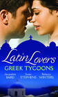Greek Tycoons: WITH Aristides' Convenient Wife AND Bought: One Island, One Bride AND The Lazaridis Marriage: Latin Lovers by Susan Stephens, Rebecca Winters, Jacqueline Baird (Paperback, 2011)