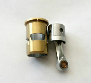 OSM22103030-OS-Piston-Sleeve-con-rod-v-spec-21VZ-B-vzb-speed-21vz-b-vspec-o-s