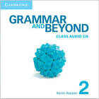 Grammar and Beyond Level 2 Class Audio CD by Randi Reppen (CD-Audio, 2011)