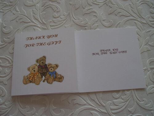 Vous remercier pour le don Multi Pack de Cartes-Assortiment de designs-partycascades
