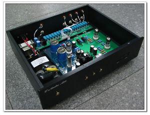 LITE-Remote-Version-LS10-Vacuum-tubes-Preamp-Base-on-AUDIO-NOTE-M7