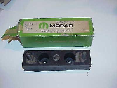 1953 1954 1955 1956 1957 NOS MoPar Trans MOUNT Chrysler DeSoto Imperial