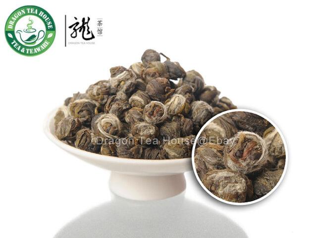 Organic King Grade Top Handmade Pearl Jasmine Green Tea 100g 3.5oz